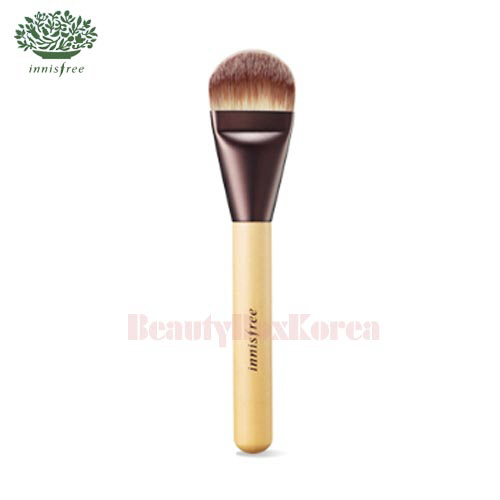 INNISFREE Beauty Tool My Foundation Brush [glow] 1ea